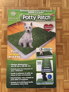 Potty Patch for dogs