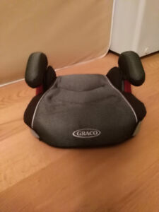 $20 OBO - Graco booster seat