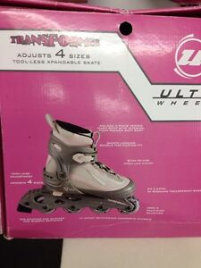 """Roller blade size 1 to 4 """"child"""" still in box like new"""
