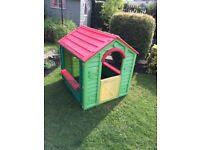 Garden or back yard play house