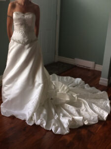 Gorgeous Gown with Train