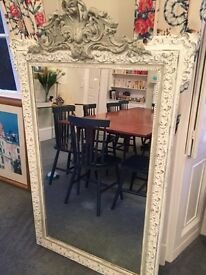 French Mirror (rrp:500)