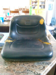 Wanted lawn tractor seat