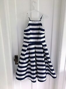 A Perfect Maritime Party Dress