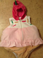 Adorable Cupcake costume for baby
