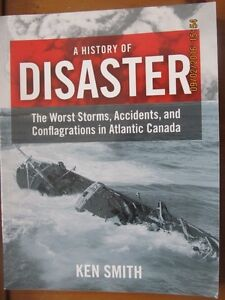 A HISTORY OF DISASTER by Ken Smith