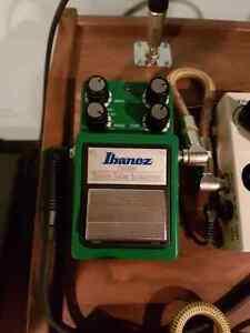 Ibanez tube screamer ts09dx overdrive