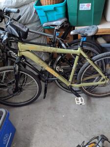 Norco bigfoot mountain bike - large frame