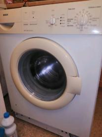 Free washing machine spares or repair