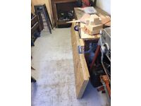 Off cuts of chipboard for projects