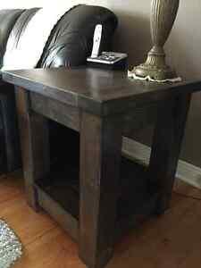 Table café pour le salon où table de chevet pour la chambre West Island Greater Montréal image 2