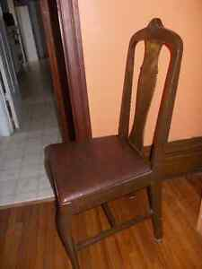 3 antique chairs Belleville Belleville Area image 2