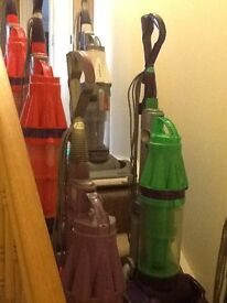 Dyson sales and general vacuum repairs