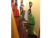 Dyson sales and general vacuum repairs