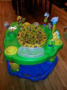 Farm exersaucer
