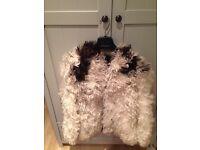 Hea Tona sheep fur jacket (size 10)