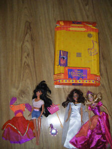 3 dolls for sale