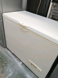 Whirlpool large chest freezer with at Recyk Appliances