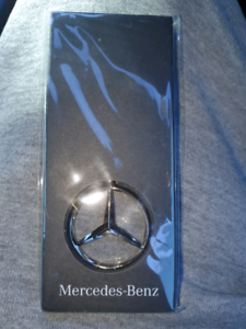 Genuine Mercedes Keyring