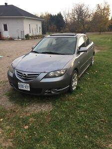 2004 Mazda3 for sale