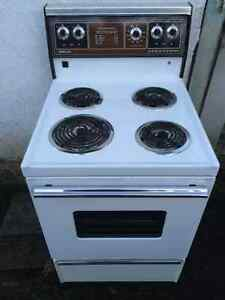 "Excellent Condition Admiral 24"" & 22""stoves VERY CLEAN -reliable"