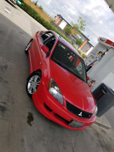 2006 lancer ralliart trade for truck/ try your trades !