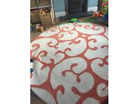 Large wool rug free to collector *pending collection*