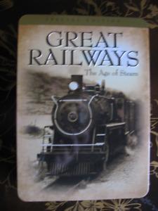 Great Railways Age of Steam
