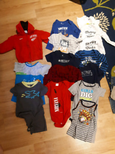 18-24 month baby boy clothes
