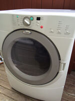 Whirpool front load dryer