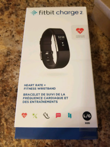 Fitbit Charge 2 and funktional wearables bracelet