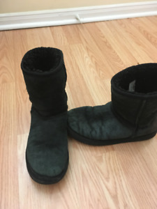Ugg winter boots.