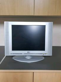 """LG RZ20LA90 20"""" LCD T.V"""