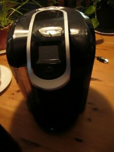 Keurig with stand