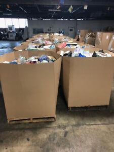 Warehouse Liquidation Pallets