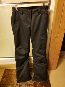 FireFly snow pants. black. mens small