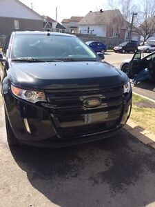 Ford edge sel  2014 full/ echange