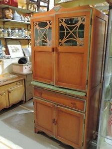 Hoosier Kitchen Cupboard - Priced To SELL !