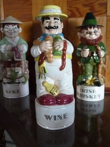 LIQUOR DECANTER SET North Shore Greater Vancouver Area image 2