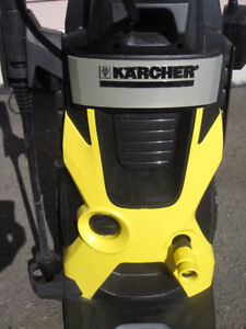 Karcher K3 Power Washer -- 1750PSI -- Used Once!