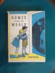 Homes Around the World by Lloyd Dennis London Ontario image 1