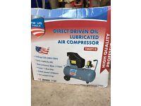 Team us tools 50l air compressor