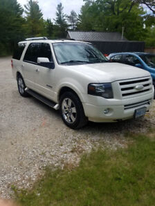 08 Expedition fully loaded 4x4 $7800 cert OBO