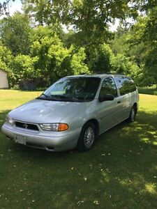 1998 Ford Windstar Mini-Van Minivan, Van