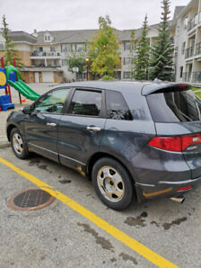 (Reduced) Acura RDX 2007 (Accident Free with CarProof)