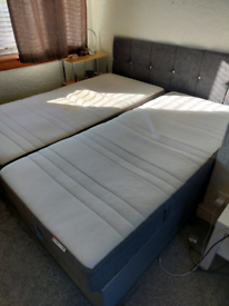 Bed and mattress FREE