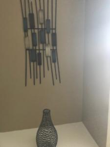 Decorative wall art, moving sale