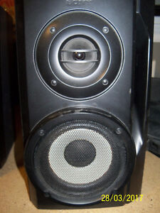 Sony bookcase speakers - almost free