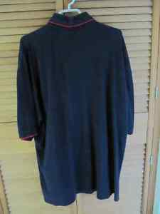 Tommy Hilfiger navy blue polo West Island Greater Montréal image 3