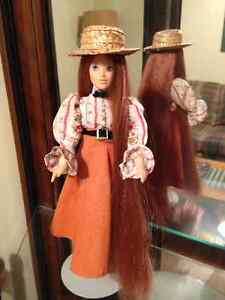"Jody ""Old Fashioned Girl"" Doll by Ideal circa 1975 London Ontario image 4"